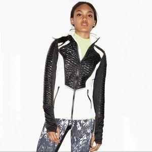 Zella Warm Me Up Fleece Jacket
